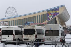 Автовокзал Центральный. Челябинск, автовокзал центральный