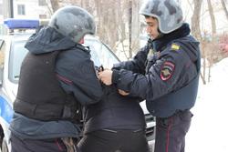 Задержание и арест. Челябинск