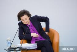 Пресс-конференция губернатора ХМАО-Югры Комаровой Натальи. Ханты-Мансийск, комарова наталья