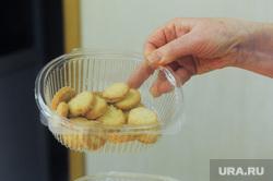 Постные блюда в столовых. Челябинск, выпечка, постное печенье