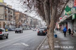 Выделеная полоса общественного транспорта на Малышева. Екатеринбург, улица малышева, полоса общественного транспорта, дорожная разметка, полоса для автобусов