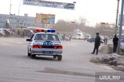 Взрывное устройство Курган остановка у Куйбышева 75 22.11.2013г, машина дпс