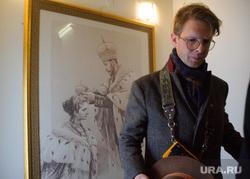 Ростислав Романов с частным визитом в Екатеринбурге, картина, николай II, романов ростислав, коронация