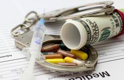 Открытая лицензия на 04.08.2015. Доктор.Медицина., таблетки, наручники, взятка, лекарства, криминал, щприц