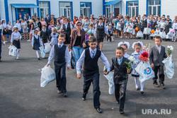 Рабочий визит Виктора Зубкова в село Мартыновка Курганской области, не публиковать!
