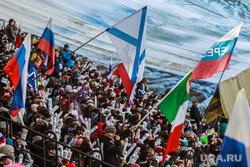 Биатлон. Гонка чемпионов и Приз губернатора Тюменской области - 2016. Тюмень, биатлон, зрители