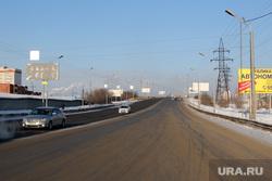 Мост ул Бурова Петрова (дорожное покрытие) Курган, мост улица бурова петрова