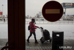 Клипарт. Екатеринбург, аэропорт кольцово, запрет, turkish airlines, авиаперевозчики, пассажирские перевозки, пассажиры
