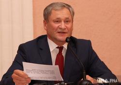 Встреча Алексея Кокорина с профсоюзами Курган, кокорин алексей