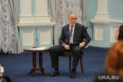 Борис Дубровский, итоговая пресс-конференция. Челябинск