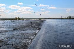 Визит министра ЧС РФ Владимира Пучкова в пострадавший от паводка Ишим. Тюменская область, наводнение ишим