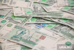 Клипарт , рубли, денежные купюры, тысяча рублей