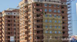 Разное. Ханты-Мансийск., строительство, новостройка, строящееся здание