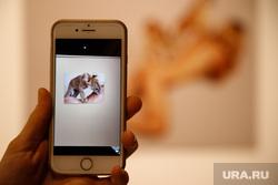 Фотовыставка Игоря Усенко. Вторая часть проекта «Guess Who». Екатеринбург, смартфон, айфон, iphone, гаджет, дополненная реальность