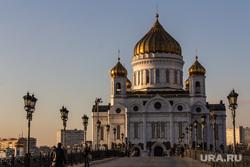Клипарт. Уфа, Москва, храм христа спасителя