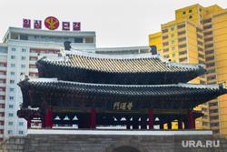 Клипарт depositphotos.com, северная корея, пхеньян, кндр