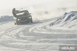 Крупнейшая автоспортивная трасса на льду. Екатеринбургский клуб ледового дрифта. Озеро Балтым, гонка, дрифт, автогонки, ледовая трасса, ледовый автодром, ледодром