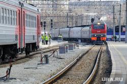 Прибытие Валерия Гергиева в Екатеринбург, поезд, путешествие, железная дорога, электропоезд