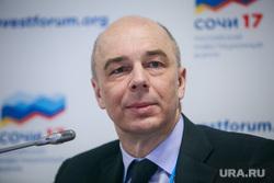 Российский инвестиционный форум 2017. День первый. Сочи, силуанов антон, портрет