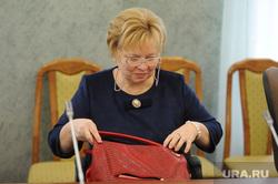 Заседание челябинского облизбиркома в новом составе. Челябинск, макарова наталья