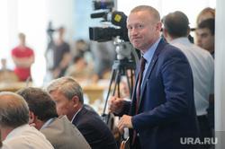 Заседание правительства СО и администрации Екатеринбурга в Ельцин Центре, тушин сергей