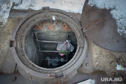 Клипарт, всего понемногу, канализационный люк, люк, теплотрасса