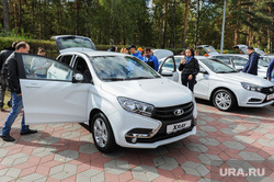 ВАЗ Челябинск, автомобили, лада xray