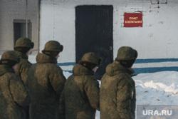 Свердловский полигон., солдаты, военные, пункт боепитания