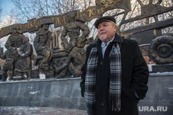 Открытие памятника детям-труженикам тыла. Екатеринбург, памятник, грюнберг константин, детям-труженикам тыла