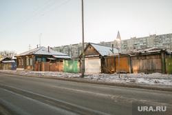 В городе продолжаются поджоги домов частного сектора. Курган, частный сектор, улица василия блюхера