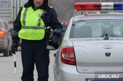 Пыльный грязный Екатеринбург. Город без снега, патрульная машина, дпс, полиция, гибдд