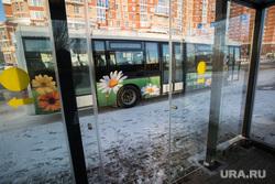 Теплые остановочные павильоны. Сургут , автобус, общественный транспорт, теплая остановка