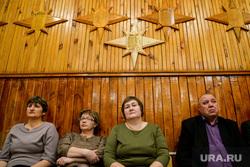 Встреча губернатора Курганской области Алексея Кокорина с учителями Звериноголовской школы, учителя в звериноголовском