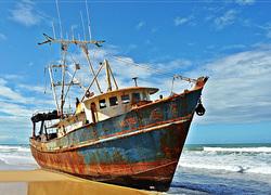 Открытая лицензия на 04.08.2015. Корабли в море., корабль, мель