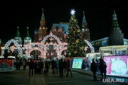 Предновогодняя Москва. Иллюминация. Москва, елка, город москва, вечерняя москва, новый год