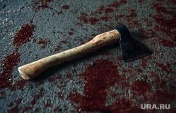 Клипарт depositphotos.com, топор, убийство, топор в крови, кровь на полу, капли крови, пятна крови