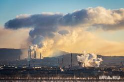 Клипарт. Магнитогорск, дым, зима, утро, промышленность, ммк, завод, магнитогорск, производство, экология