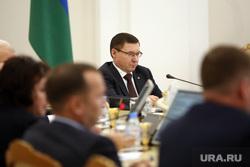 заседание правительства ТО, якушев владимир, портрет