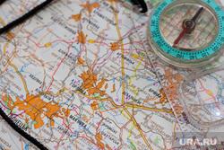 Клипарт, карта, украина, донецк, компас, дебальцево