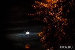 Лунное затмение. Екатеринбург