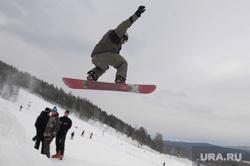 Сноуборд и горные лыжи. Фристайл. Челябинск., сноуборд
