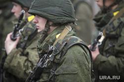 Репетиция парада Победы. Екатеринбург, военные, солдаты