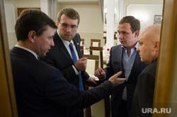 Кандидат в президенты России Владимир Жириновский в Екатеринбурге