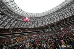 День народного единства. Москва, стадион, трибуны, лужники, зрители, лужники