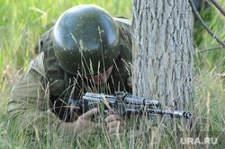 Спецназ. Учения. Армия. Терроризм.  Челябинск., солдат, спецназ, боец, автомат, оружие