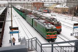 Акция ЛДПР в защиту электрички Курган, поезда, железнодорожная платформа, электричка