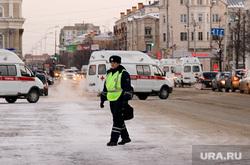 Передача машин скорой помощи площадь Ленина Курган, гибдд
