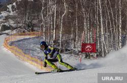 Тренировка экстренных служб ГЛЦ «Металлург-Магнитогорск». «Скорость ветра 2015», экстрим, спортсмен, горнолыжник