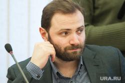 Первое заседание Екатеринбургской городской Думы, ананьев виктор