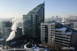 Виды Екатеринбурга, бц саммит, екатеринбург